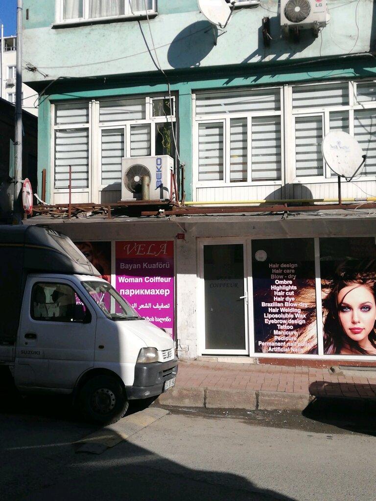 güzellik salonu — Vela Coiffeur — Fatih, foto №%ccount%