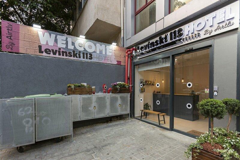 AirTLV - Levinski 113 Hotel