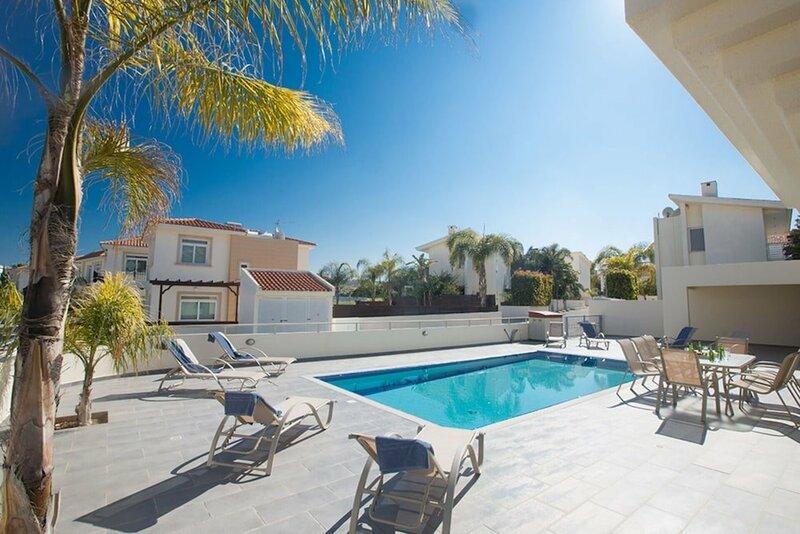 Rent a Luxury Villa in Cyprus Close to the Beach, Protaras Villa 1255