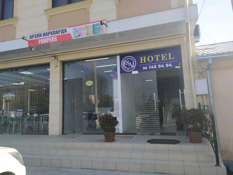 Said Anvar hotel
