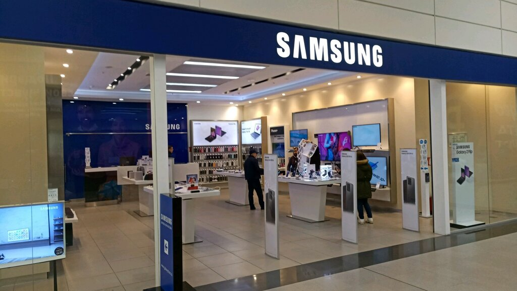магазин электроники — Samsung — Химки, фото №1