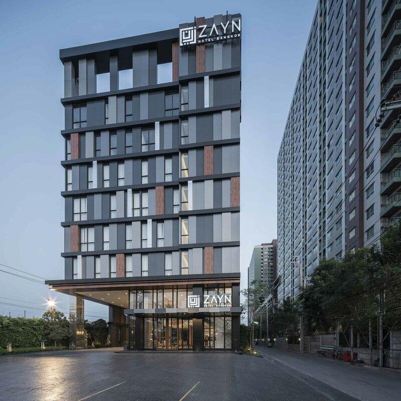 Zayn Hotel Bangkok