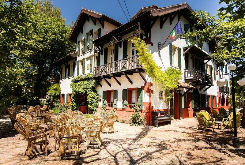 Albergo Quattro Fontane - Residenza d'Epoca