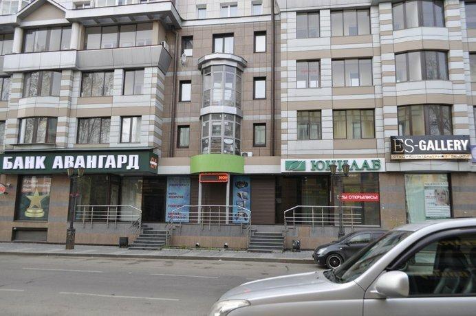 Comfortable apartment in the center of Irkutsk
