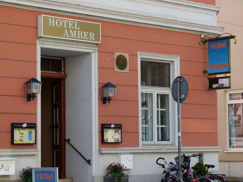 Hotel Amber Altstadt Stralsund