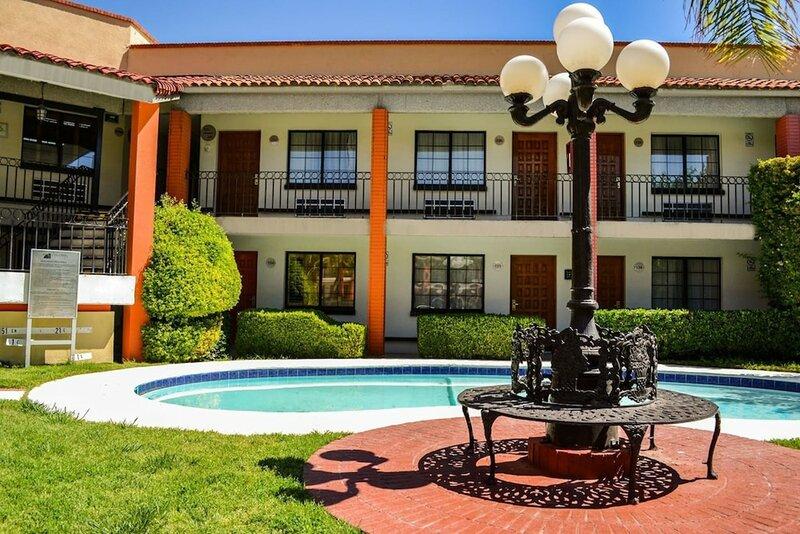 Hotel Colonial Juarez