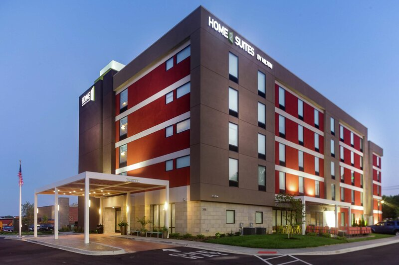 Home2 Suites by Hilton Louisville Airport/Expo Center, Ky