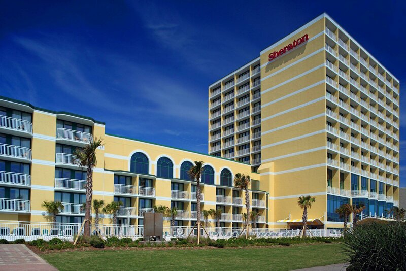 Sheraton Virginia Beach Oceanfront