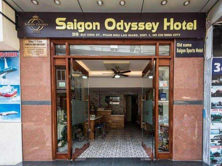 Saigon Odyssey House