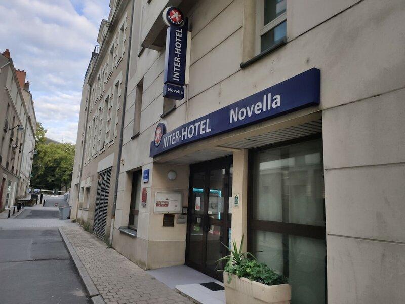 The Originals City, Hôtel Novella, Nantes Centre Gare