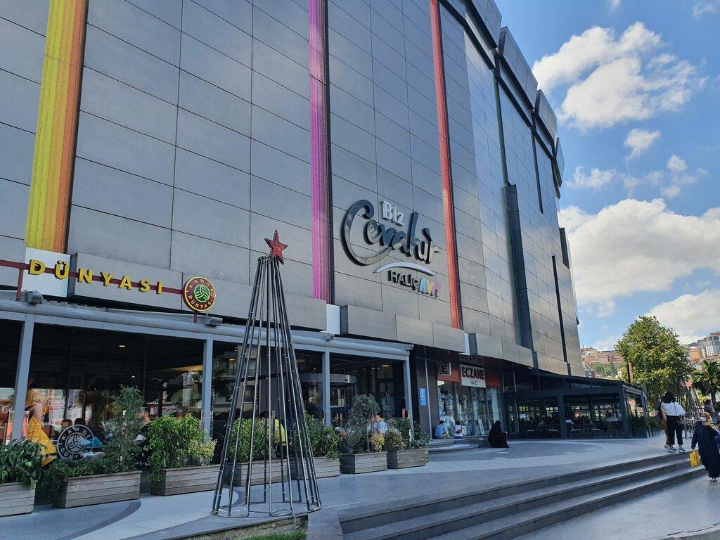 alışveriş merkezleri — Biz Cevahir Haliç — Eyüpsultan, photo 1
