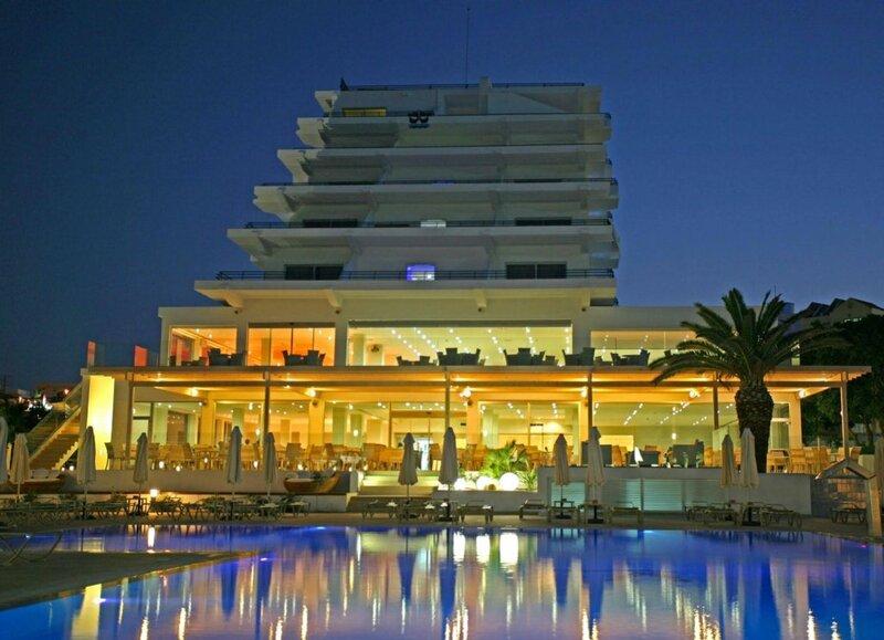 Vrissiana Beach Hotel