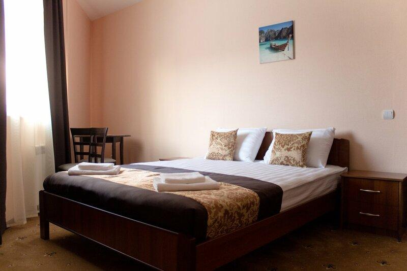 Гостиница Енисей