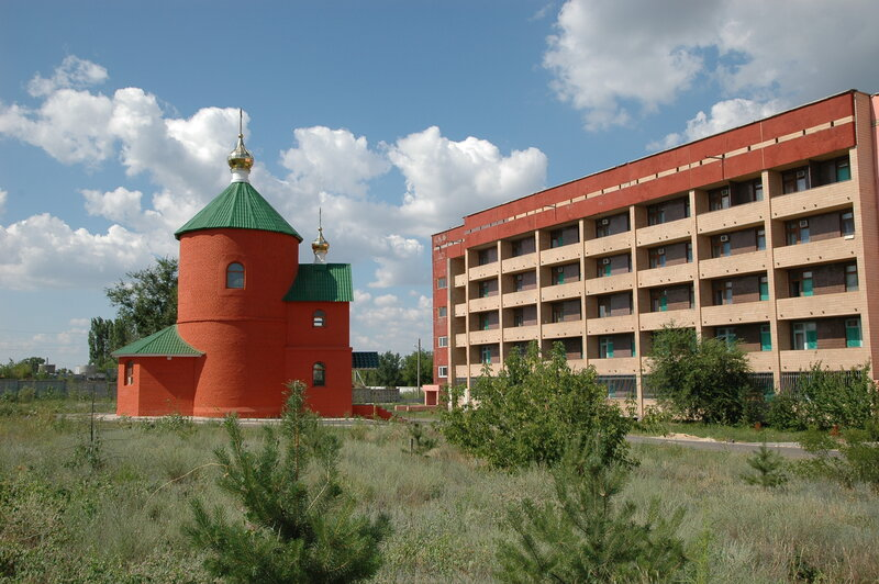 Санаторий Качалинский