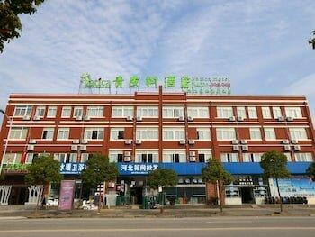 Vatica Shanghai Jinshan District Jinshan Guojishangmaocheng Weihong Road Hotel