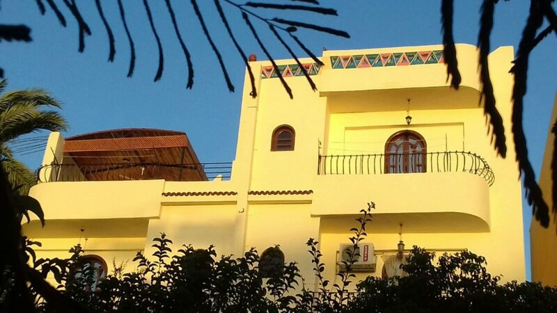 Villa Bahri Luxor Apartments