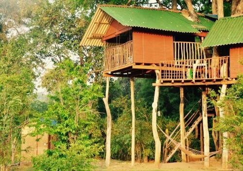 Elephant Watch Hut Habarana