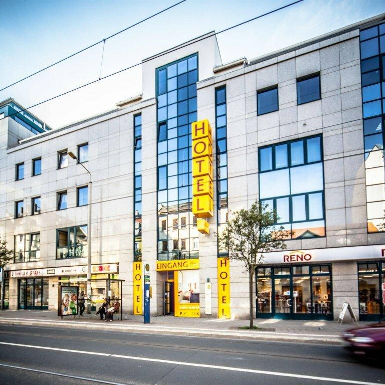 McDreams Hotel Leipzig-City