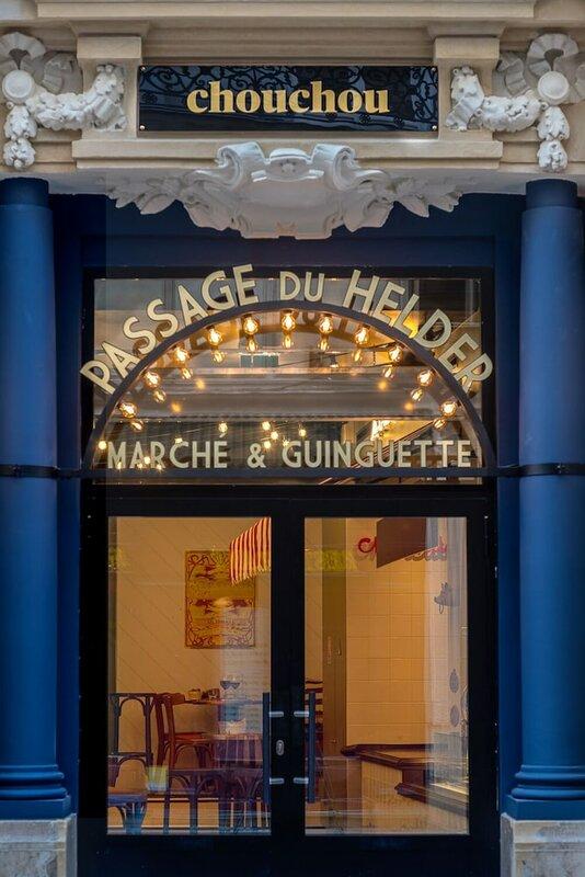 Chouchou Hôtel
