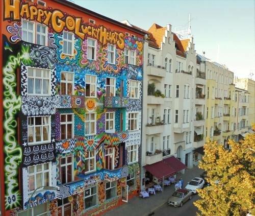 Happy Go Lucky Hotel + Hostel
