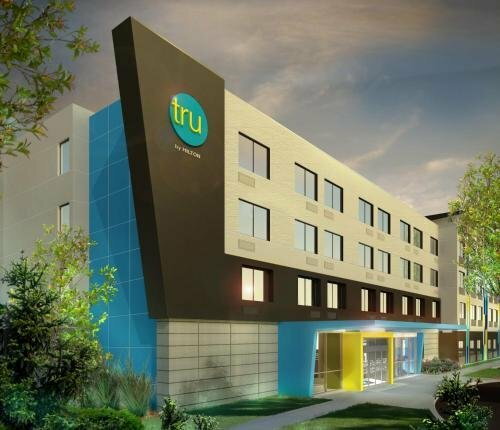 Tru by Hilton York