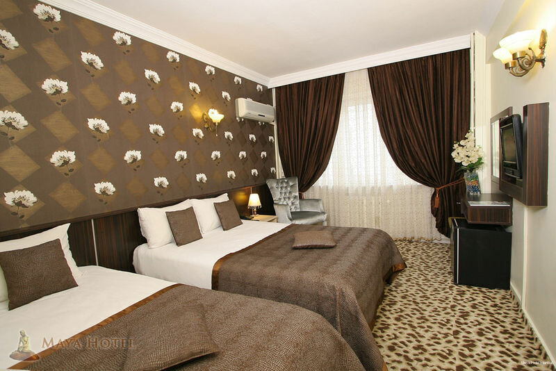 otel — Maya Hotel — Fatih, foto №%ccount%