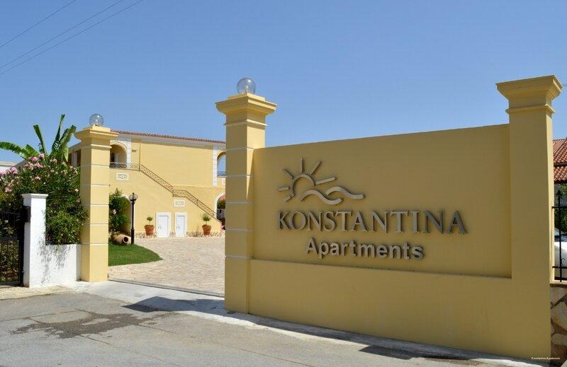 Konstantina Apartments