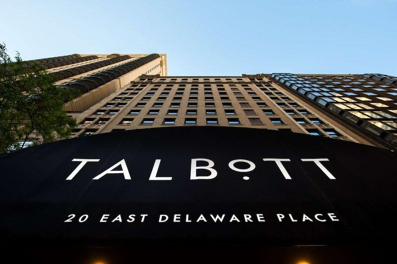 The Talbott Hotel, part of JdV by Hyatt