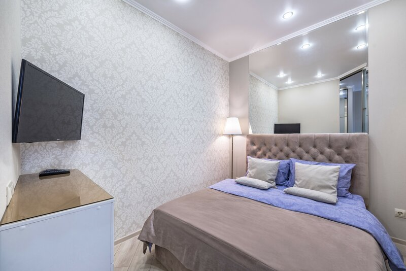 Дизайнерские апартаменты на берегу р. Кубань