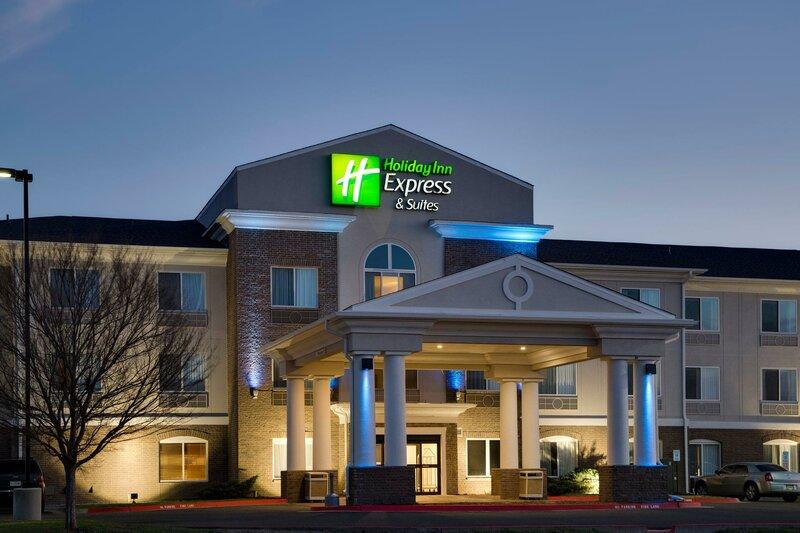 Holiday Inn Express Hotel & Suites Oklahoma City - Bethany