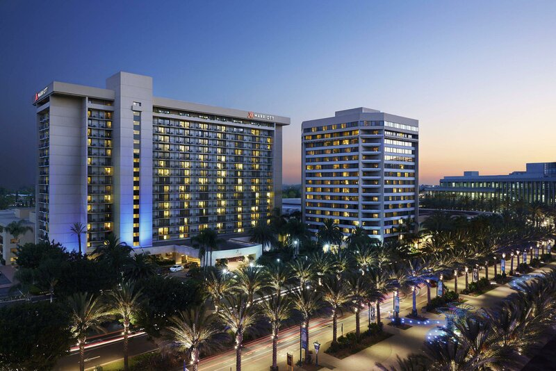 Anaheim Marriott Hotel