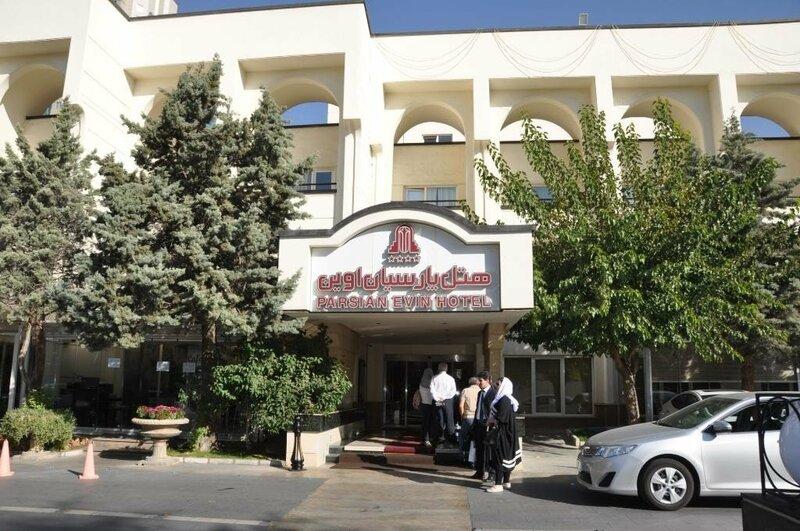 Parsian Evin Hotel