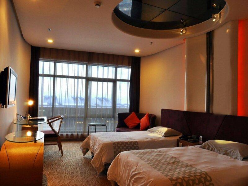 Da Zhong Pudong Airport Hotel Shanghai