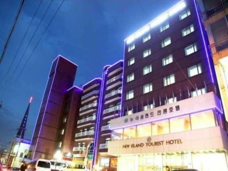 New Island Tourist Hotel