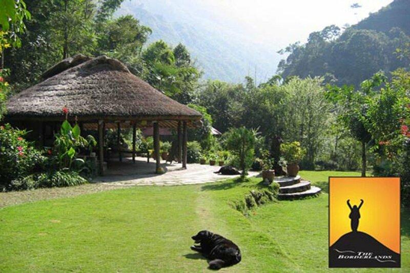 Borderlands Eco Adventure center