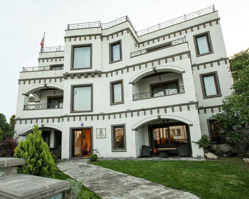 Отель Osmanli Manor