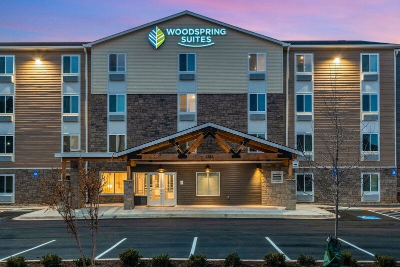 WoodSpring Suites Atlanta Lithia Springs