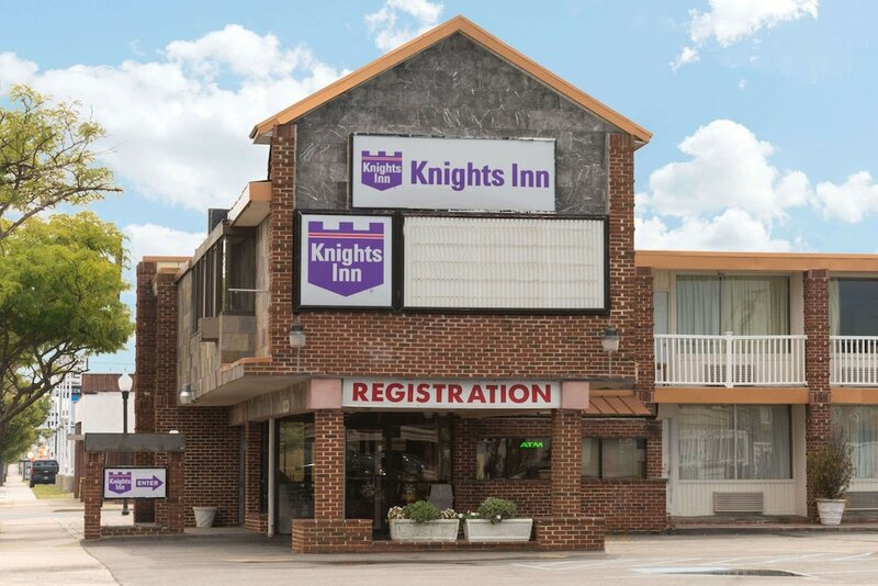 Knights Inn Atlantic City at N Albany Ave