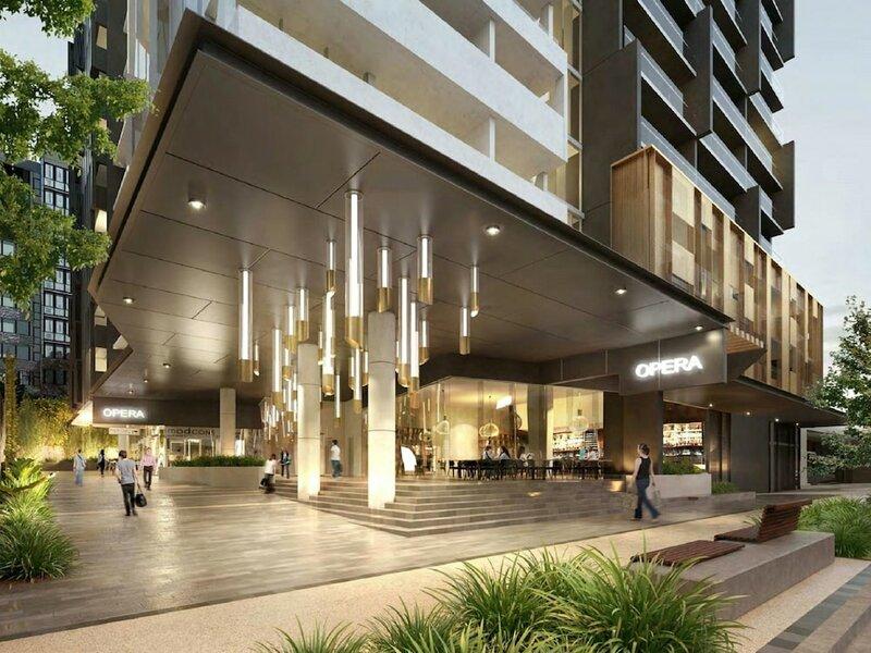 Modern Apartment in South Brisbane