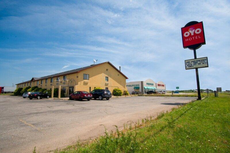 Hotel Pratt Ks Route 400