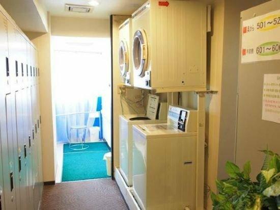 Capsule and Sauna Century Shibuya - Caters to Men