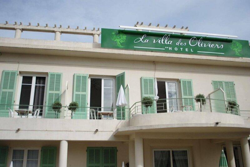 La Villa des Oliviers - Hotel de charme