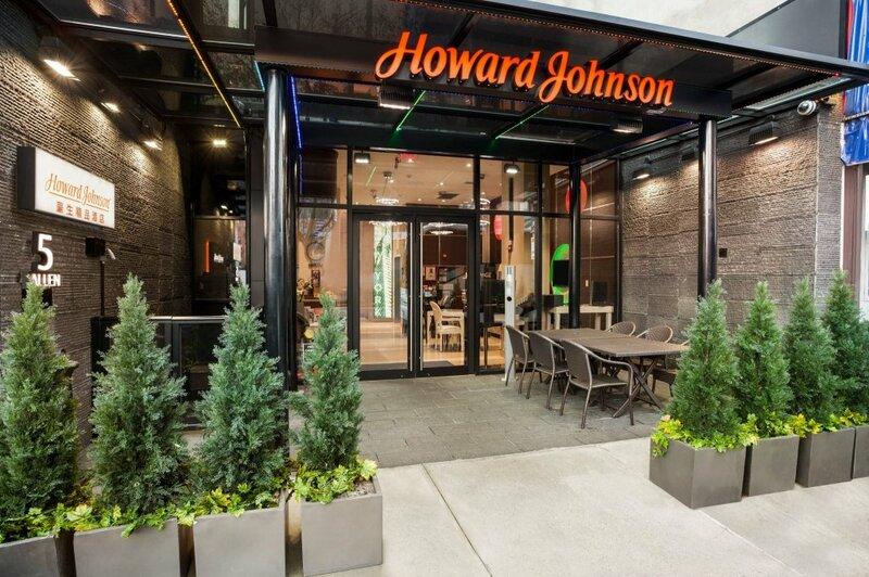 Howard Johnson Soho