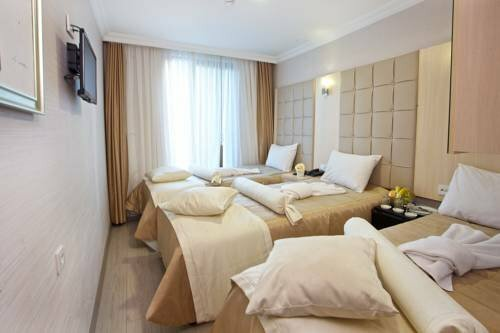 otel — Şirin Gold Hotel — Fatih, foto №%ccount%