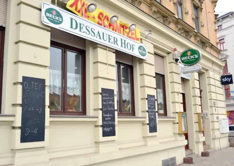 Pension Dessauer Hof