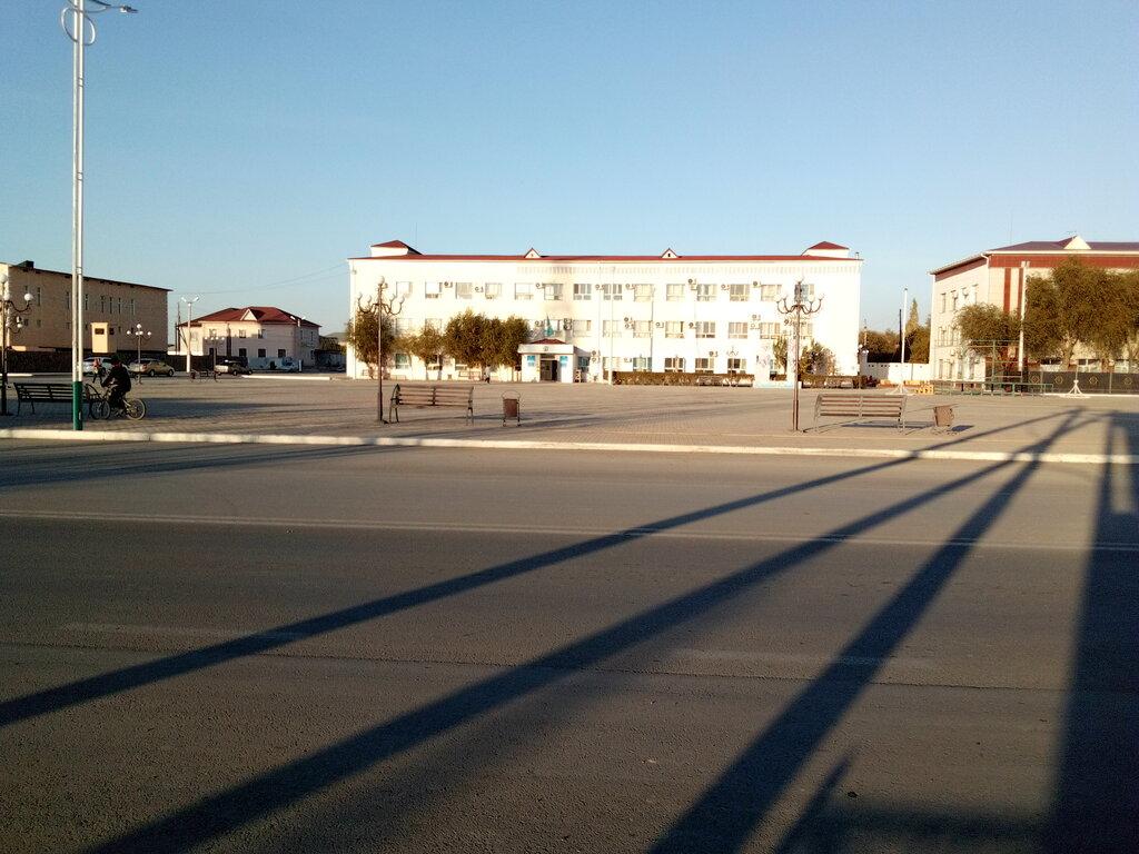поликлиника для взрослых — Городская поликлиника № 4 — Кызылорда, фото №1