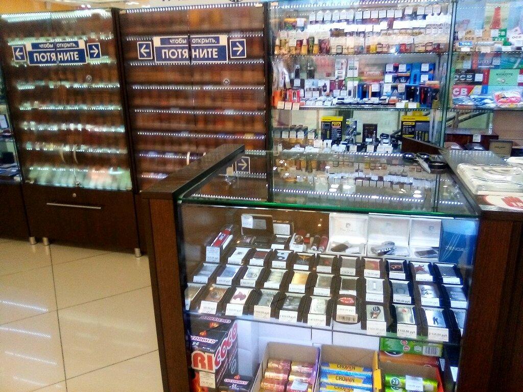 магазин табачных изделий в барнауле