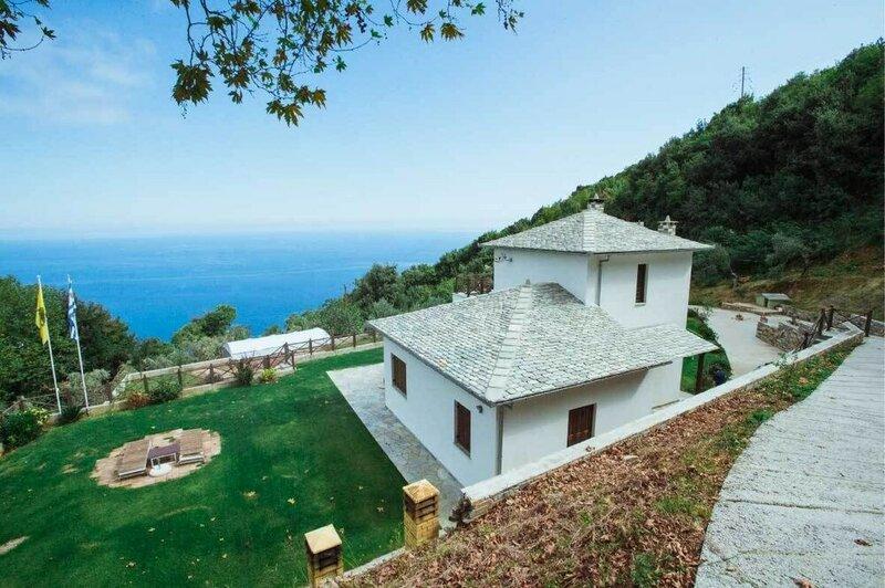 Luxury Villa Mylopotamos