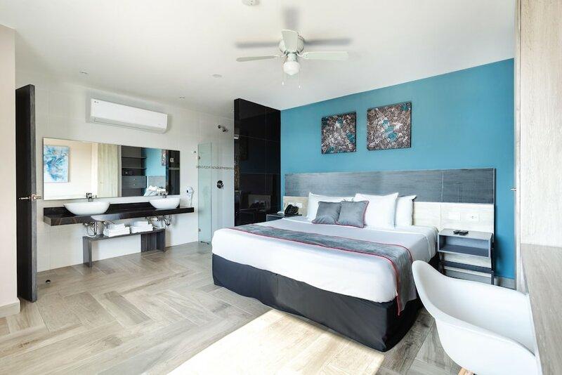 Bfh Attraction Deluxe Hotel, Centro Playa del Carmen