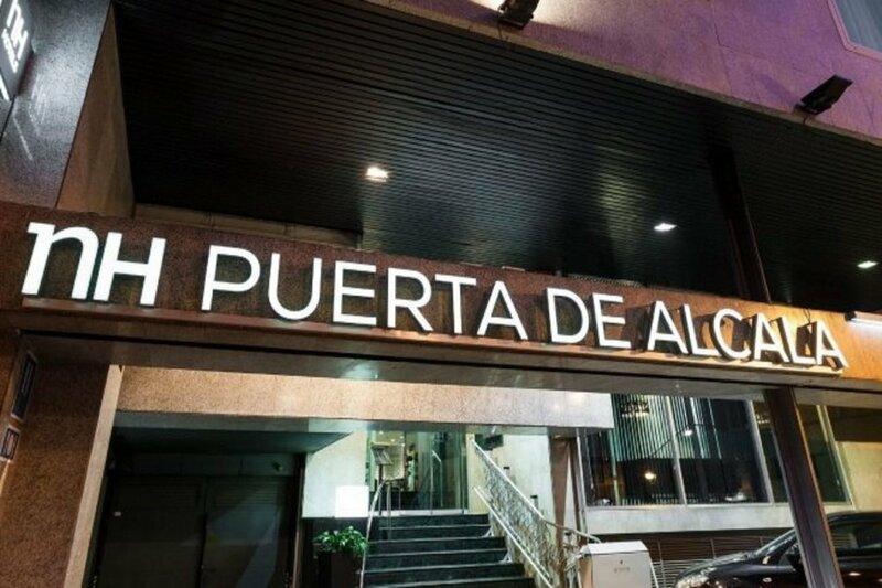 H10 Puerta de Alcalá